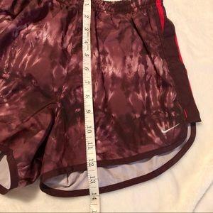 Nike Shorts - Nike Dri-Fit Tie-Dye Running Shorts, SMALL
